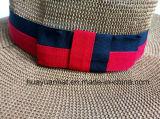 Papel del 100% con los sombreros coloridos del safari del estilo del ocio del Bowknot