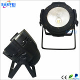 세륨 RoHS를 가진 백색 Color LED 100W COB PAR Light