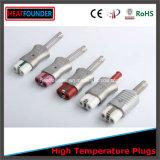 Plugue cerâmico de alta temperatura para o calefator de faixa (T727)