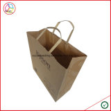 Bolsa de papel modificada para requisitos particulares del regalo de la talla