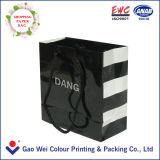 Fabricante del bolso de compras del papel revestido en Foshan China