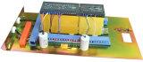 De Poort van de tol, de Poort van de Barrière, het Parkeren Barrière, Toegangsbeheer (SJSPD003D)