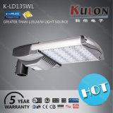 높은 Power New Design 135W LED Street Light