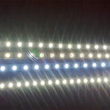 Lumière de bande flexible de la qualité SMD5050 DEL 60LEDs/M 12V, C.C 24V