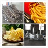 Patatas fritas automáticas de la venta caliente de África que hacen la máquina