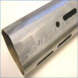 Machine de découpage de laser d'aluminium/fer/en cuivre/en métal de fibre de haute précision