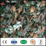 Parete verticale artificiale poco costosa esterna di verde del giardino con fuoco resistente