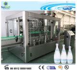 Máquina de rellenar automática del agua de soda para las bebidas no alcohólicas