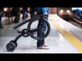 Bike 3 детей баланса колеса