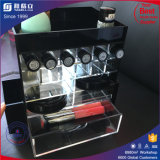Banco di mostra girante acrilico del rossetto di colore su ordinazione della fabbrica della Cina
