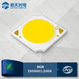 Índice de representación de alto color 90 3 MAZORCA LED de los pasos de progresión 3W para abajo la luz