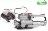 Machine van uitstekende kwaliteit van de Verpakking van de Hand van de Riem van het Huisdier de Pneumatische (cmv-19)