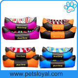 Haustier-Produkt, waschbarer Segeltuch-Haustier-Hundebett-Luxuxhersteller