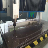 CNC die precies voor het Schild van de Veiligheid van de Machine van het Polycarbonaat in het Originele Materiaal van 100% van het Af:drukken van de Zijde machinaal bewerken Bayer en Lexan