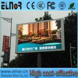 Affitto P3.91 SMD che fonde sotto pressione lo schermo di visualizzazione esterno del LED di colore completo