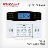 O Internet sem fio SMS dos sistemas de alarme APP da segurança de Hom G/M dirige o jogo ao ar livre do sistema de alarme da sirene do assaltante do intruso