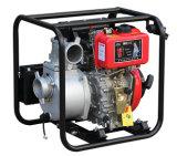 3 Diesel van de duim de Mobiele Pomp van het Water met de Dieselmotor van de Rode Kleur (DP30E)