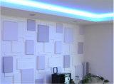 Plástico, vidro, Geramic, papel de parede de couro