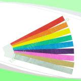 Wristbands médicos da impressão de Tyvek da faixa do papel de identificação (3000-2-1)