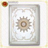 Panneau de plafond luxueux de PVC (BRE1216-T054)