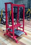 Prensa vertical de la pierna, equipo cargado placa de la gimnasia de la aptitud