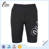 Donne atletiche di usura di compressione della maglia dello Spandex di forma fisica di Shorts