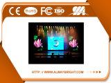 Abt P6 bekanntmachende farbenreiche LED-Innenmietbildschirmanzeige