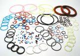 Color de goma de silicona O-Ring