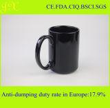 Umweltfreundliches Color Glazed Ceramic Mug für Coffee