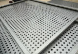 Qualitäts-perforiertes Metallaluminiumblatt für Dekoration