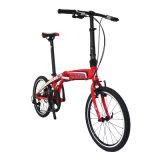 """조밀한 소형 20 """" 접히는 자전거"""
