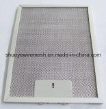 De Filter van het Vet van het Schot van het Staal van /Stainless van het aluminium/van de Galvanisatie