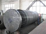 Spirale Ferito Scambiatore di calore con ASME Approvato