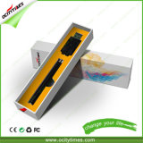 Batería electrónica delgada del tacto de la batería 280mAh 510 del cigarrillo de la mejor de la venta 510 de Ocitytimes batería de la cuerda de rosca