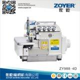 Zoyer 페가수스 예 다이렉트 드라이브 오버 산업 봉제 기계 (ZY988-4D)