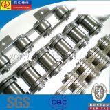 機械のための炭素鋼のローラーの鎖