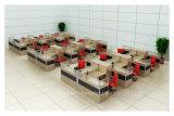 高品質および安いカスタマイズされたオフィスのキュービクルおよびワークステーション(HF-YZT250)
