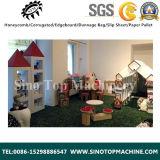 Bekanntmachende Papierbildschirmanzeige für Knall-Möbel