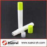 rodillo plástico 15ml en la botella, botella del cuidado del ojo de la carga rodada