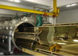 高速PVDの真空メッキ機械