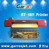 na impressora conservada em estoque da máquina de impressão 3D da tela do Sublimation de Garros 6FT com Dx5