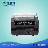 Faturamento da moeda Ocbc-2118 que conta o contador do preço da máquina