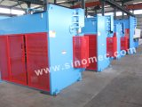 Bremsen-Maschine der Druckerei-Wc67k-100t/5000/hydraulische verbiegende Maschine