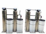 廃水の再使用システムのための水軟化剤