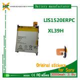 Batería original del teléfono móvil para Sony XL39h C6616 C6802 C6843 Lt39h