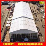半永久的なアルミニウムフレームの展覧会のための頑丈な曲げられたドームのテント