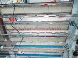 Kj8ガスのケイタリングの台所装置の縦のステンレス鋼の鶏のRotisserieのロースター機械