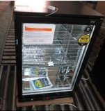 138L Single Door Back Bar Cooler (LG-138)