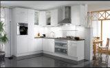 Alto armadio da cucina lucido