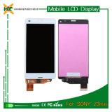 Оптовая индикация LCD для экрана Сони Z3 компактного LCD